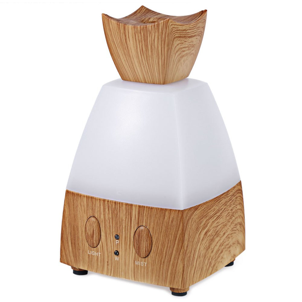GX Diffuser GX - 04K Perfume Bottle Aromatherapy Diffuser Ultrasonic Humidifier Air Purifier with 7 Color Changing LED Light<br><br>Aliexpress