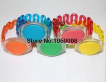 13.56MHz Silicone RFID Wristband/Proximity Waterproof Bracelet for access control/Fitness/Swimming pools/water park 100pcs/lot