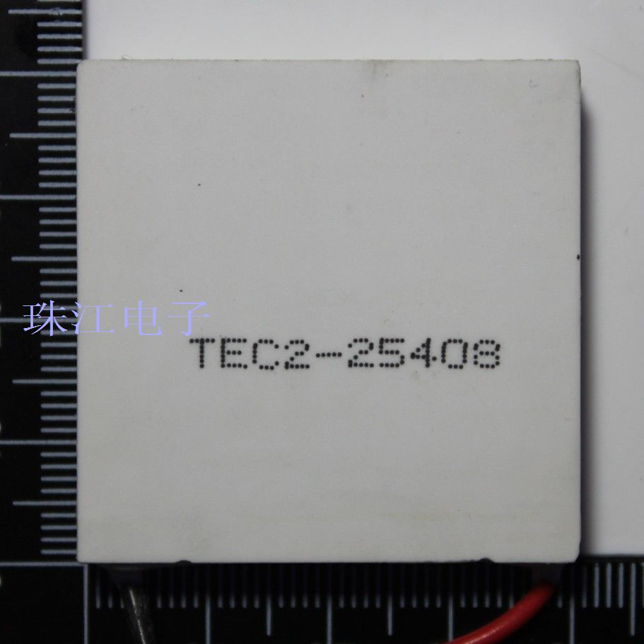 Double TEC2-25408 high-power multifunctional multi-stage semiconductor refrigeration piece<br>