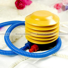 Plastic Foot Step Air Pump +Hose Easy For Inflatable Swim Ring Balloon Yoga Ball 77716892