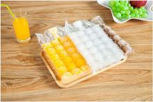 10PCs/Set Portable Disposable ice packs Ice Tray Ice cube bags Mold Self-sealing DIY