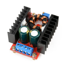 New 150W 6A DC-DC Boost Converter 10-32V to 12-35V Step Up Charger Power Module