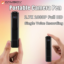 C18 Mini Camera 2.7K HD H.264 Pen Camera Portable Working When Charging Voice Recorder Mini DV DVR Camcorder Micro Camera Espion