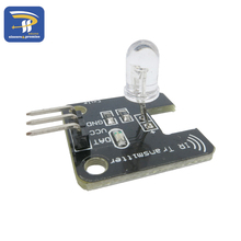 1 channel electronic building blocks infrared transmitter module IR Transmitter for arduino(China)