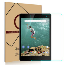 "9H Tempered Glass Screen Protector Film Guard Shield For HTC Google Nexus 9 N9 8.9"" inch Tablet PC"