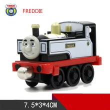 FREDDIE One Piece Diecast Metal Train Toy Thomas and Friends Megnetic Train The Tank Engine Toys For Children Kids Gifts