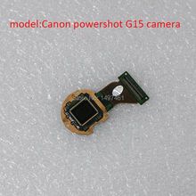 Used Image Sensors CCD matrix Repair Part for Canon Powershot G15 PC1815 digital camera(China)