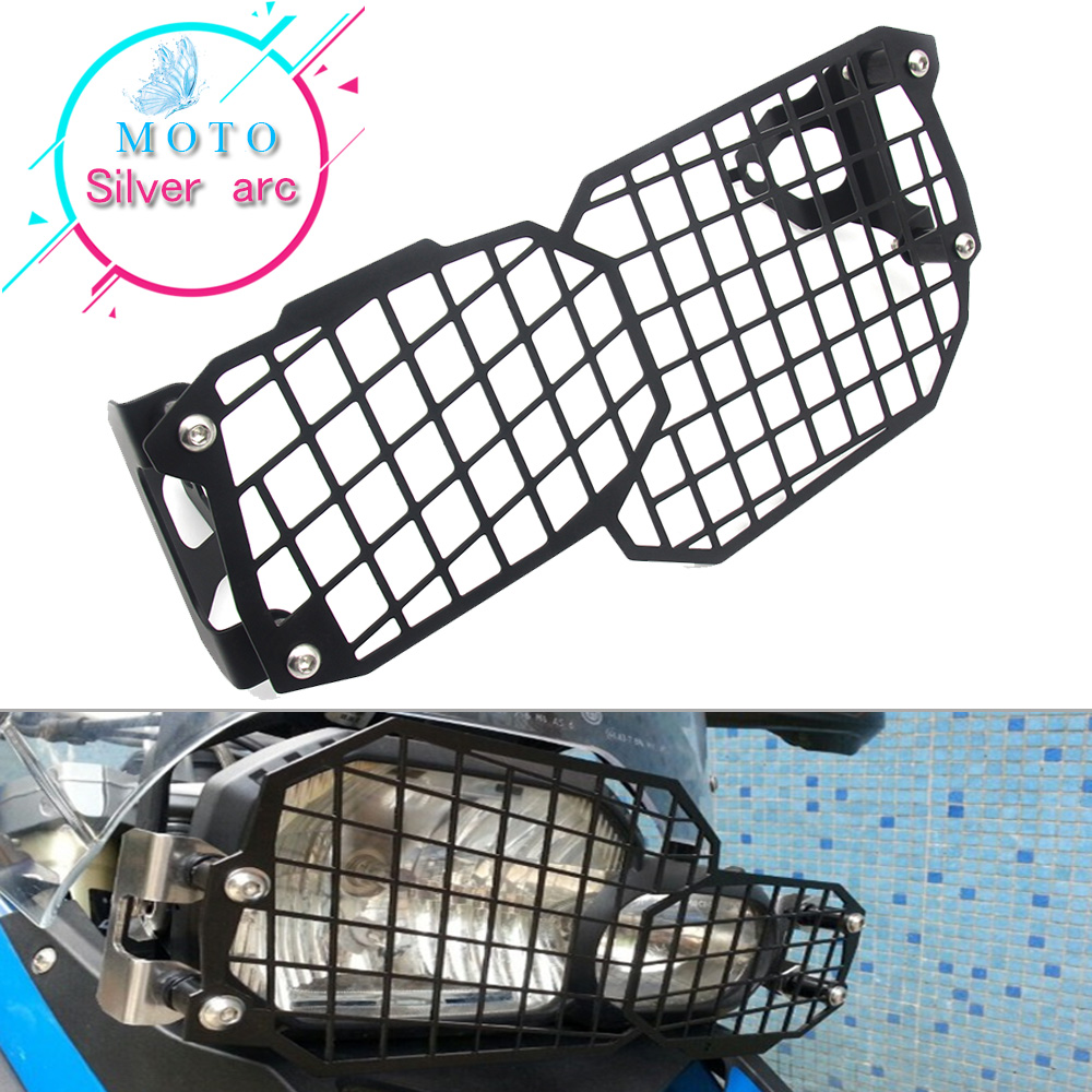 High Quality Stainless Steel Motorcycle Headlight Guard Protector For BMW F650GS F700GS F800GS F800/F650/F700 GS/Adventure 08-15<br>