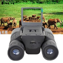 High Quality Multifunction Digital Video Camera Binocular HD 1280X720 Hunting Bird Watching Telescope for Outdoor Activities(China)