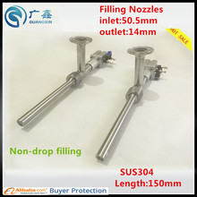 Free Shipping Filling nozzle of Filling Machine(Pneumatic)