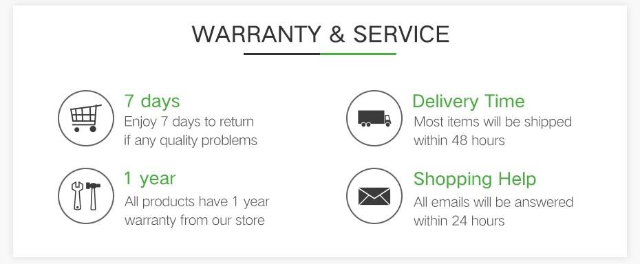 warranty+service