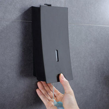 Fashion Large Capacity 450ml Anodizing finished Liquid Soap Dispensers,bathroom soap dispenser,hotel products