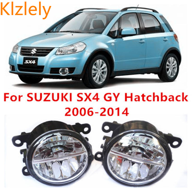 For SUZUKI SX4 GY Hatchback  2006-2014 10W Fog Light LED Car Styling lamps<br>
