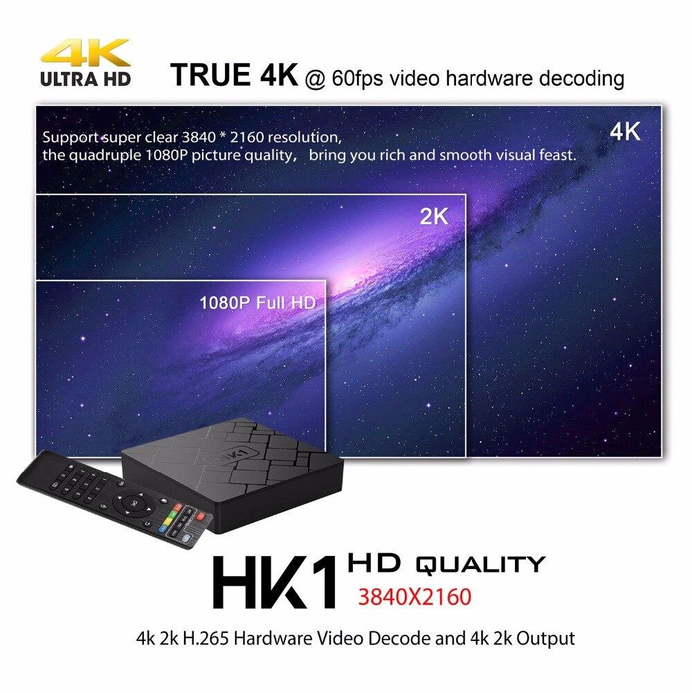 KimTin H1 S905W Android 7.1 TV BOX 1