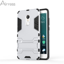 Airress TPU/PC 2in1 Armor Rugged Military Grade Phone Case Cover for Xiaomi Redmi Note 4 Redmi Note 4X