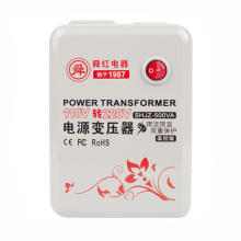 500W Transformer 110v turn 220v abroad United States Japan Taiwan voltage converter transformer socket(China)