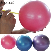 Activing 25cm Exercise Fitness GYM Smooth Yoga Ball Drop Shipping OCT11