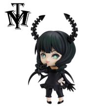 Good Smile Classic Game Anime Black Rock Shooter Dead Master Nendoroid #128 PVC Action Figure Model Collection Toys New In Box