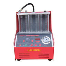 2017 top sale Launch CNC 602A Injector cleaner & tester CNC 602a with DHL Free Delivery at factory price