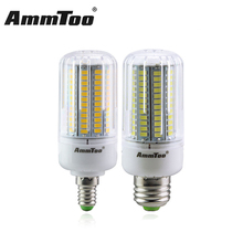 5736 Led Lamp More Bright Than 5730 5733 LED Corn Bulb 3W 5W 7W 9W 12W 15W E27 E14 Led Replace Incandescent Lights 40W to 150W(China)