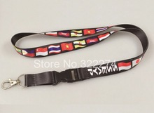 BUY quality custom logo neck lanyard,discount good printed promotion lanyards,Fast ship MOQ=100pcs lanyards factory sell