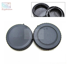 Rear Lens Cap + Body Cap for Nikon 1 J1 J2 J3 J4 J5 S1 S2 V1 V2 V3 AW1  as BF-N1000 LF-N1000