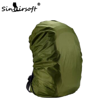 SINAIRSOFT Waterproof Rain Cover Backpack Raincoat Suit for 20L 30L 35L 40L 50L 60L 70L 80L Hiking Outdoor Cover Backpack Green