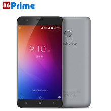 Blackview E7 Mobile Phones Smartphone 4G LTE Android 6.0 brand Cellphone 5.5 inch HD 8MP Fingerprint ID Unlocked  Quad Core