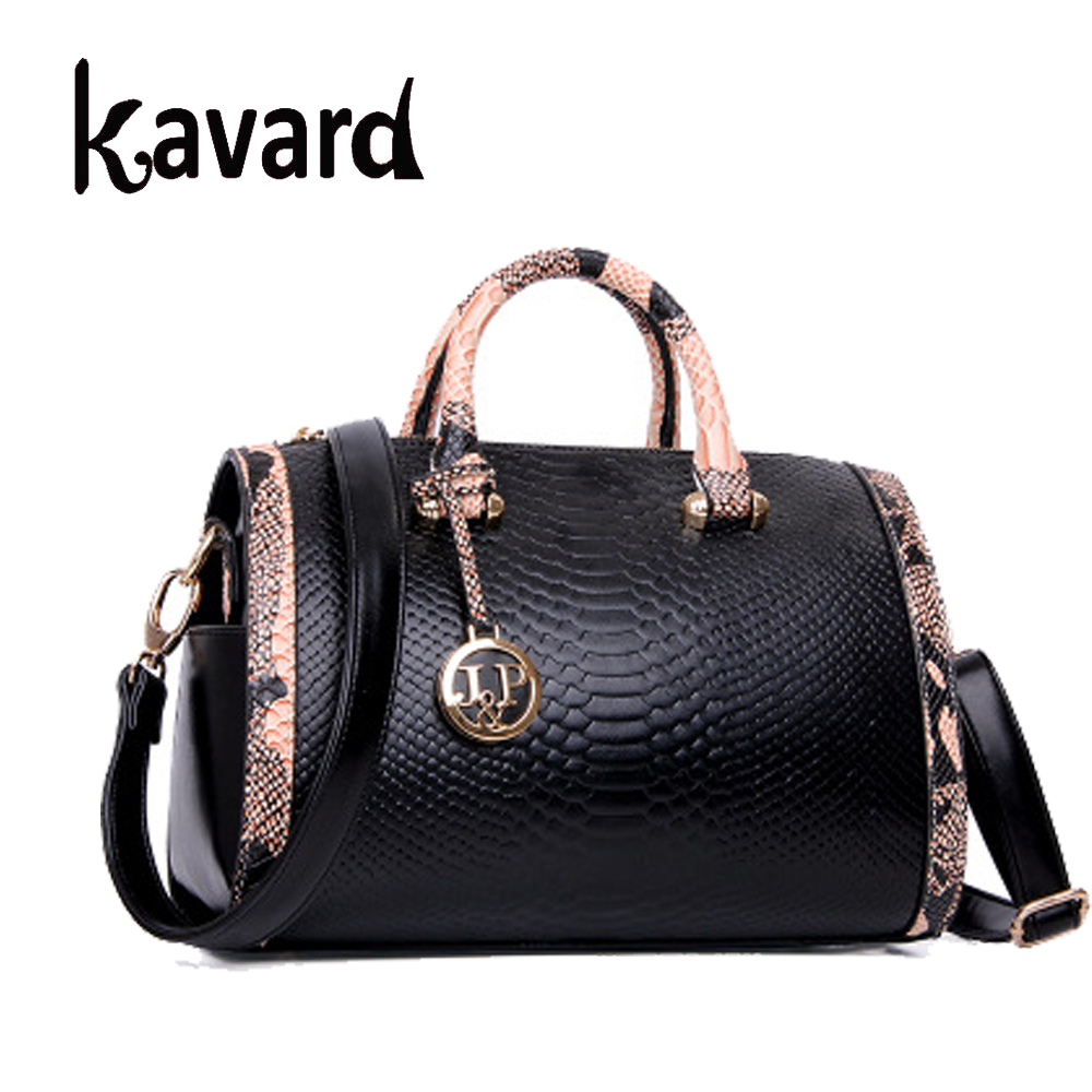 Boston Bucket famous designer brand Pochette women bags leather handbag 2017 neverfull bolsos mujer sac a main femme de marque<br><br>Aliexpress