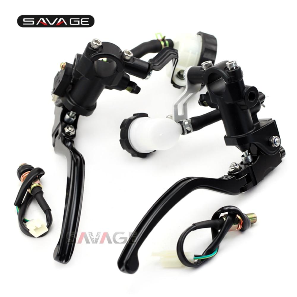 brake clutch pump lever Radial master cylinder (12)