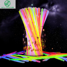 50pcs 8inch Mix Color Glow Stick Safe Light Stick Necklace Bracelets Fluorescent for Event Festive Party Supplies Concert Decor(China)