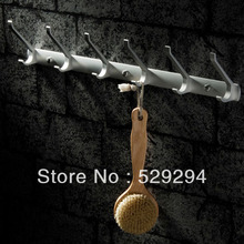 Free Shipping Robe Hooks,clotheshanging hook. Over door mounted clothes rack,decorative coat hooks,Bathroom Accessories  XY-002D