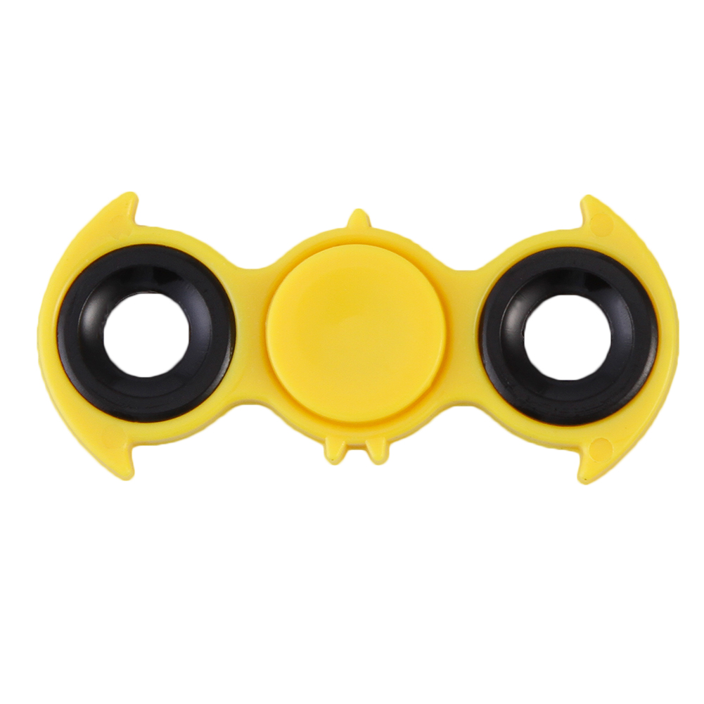 Batman Led Fidget Spinner Edc Anti Stress Toys Finger Brass Hand Any True Fan Needs One
