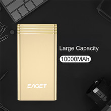 Universal 10000mAh Portable External Fast Charge Battery Pack Bateria Externa Power Banks for iphone 5s/6 xiaomi lenovo