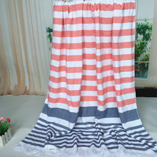 180*105cm Large Cotton gauze Bath beach Towels for Adults toallas playa grandes can use portable car air conditioner blanket