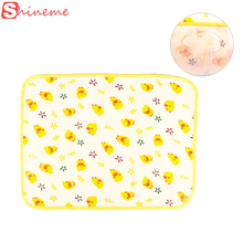 3 size animal newborn diaper nappy baby changing pad cover mat waterproof table portable large sheet travel baby care products