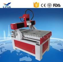 High quality woodworking machine cnc engraving and cutting machine  0609 cnc router with dust collector