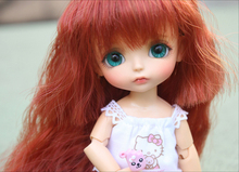 HeHeBJD bjd 1/8 doll lati yellow sunny benny lea momo(2 additional hand parts) free eyes free shipping Lovely baby dolls(China)
