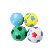 Size 6# PU Foam Football ball kids toy soccer Training Ball Funny Friendly Product Soccer balls For children boy and girls(China)