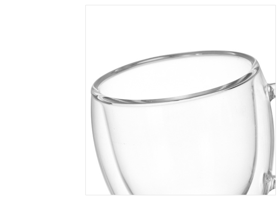 Heat Resistant Double Wall Glass CoffeeTea Cups And Mugs Travel Double Coffee Mugs With The Handle Mugs Drinking Shot Glasses  (6)