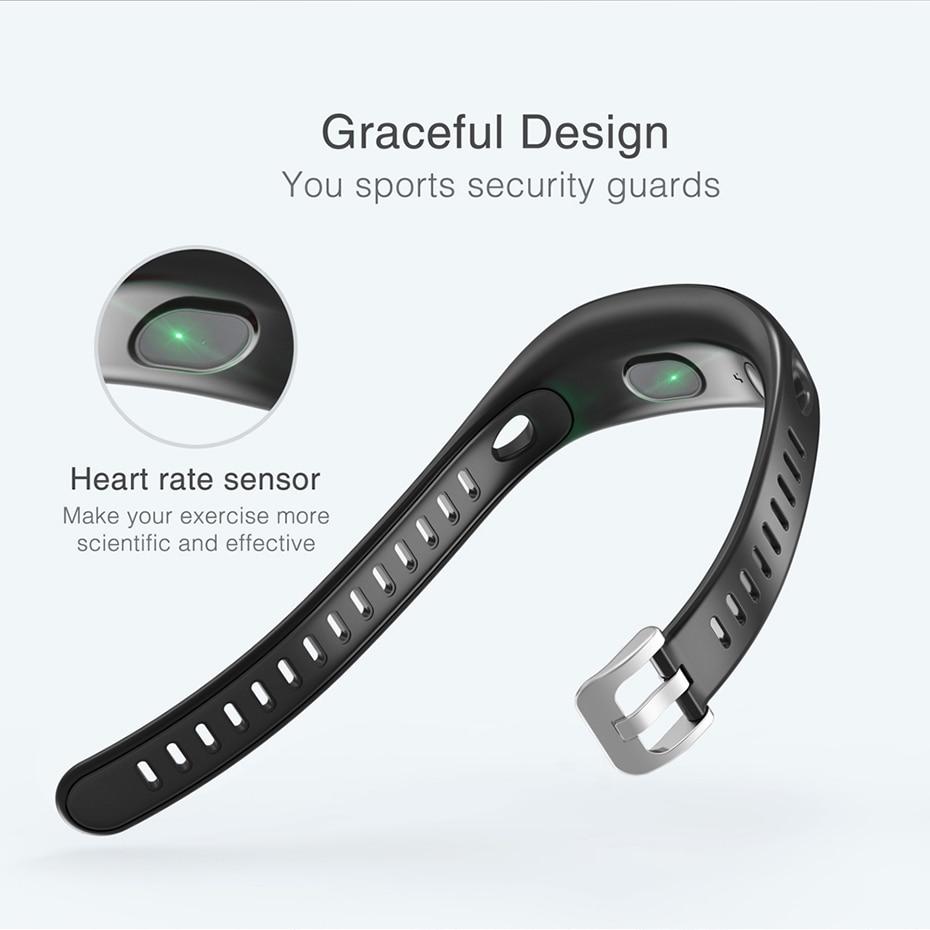 COLMI Smart band DM11 3D Dynamic UI Fitness tracker Bracelet Heart rate Monitor Wristband IP68 Waterproof 6