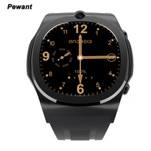 New Waterproof Smart Watch MTk6580 Support SIM SD Card Bluetooth WIFI GPS SMS Camera Watches Cell Phone Bracelet For Android IOS