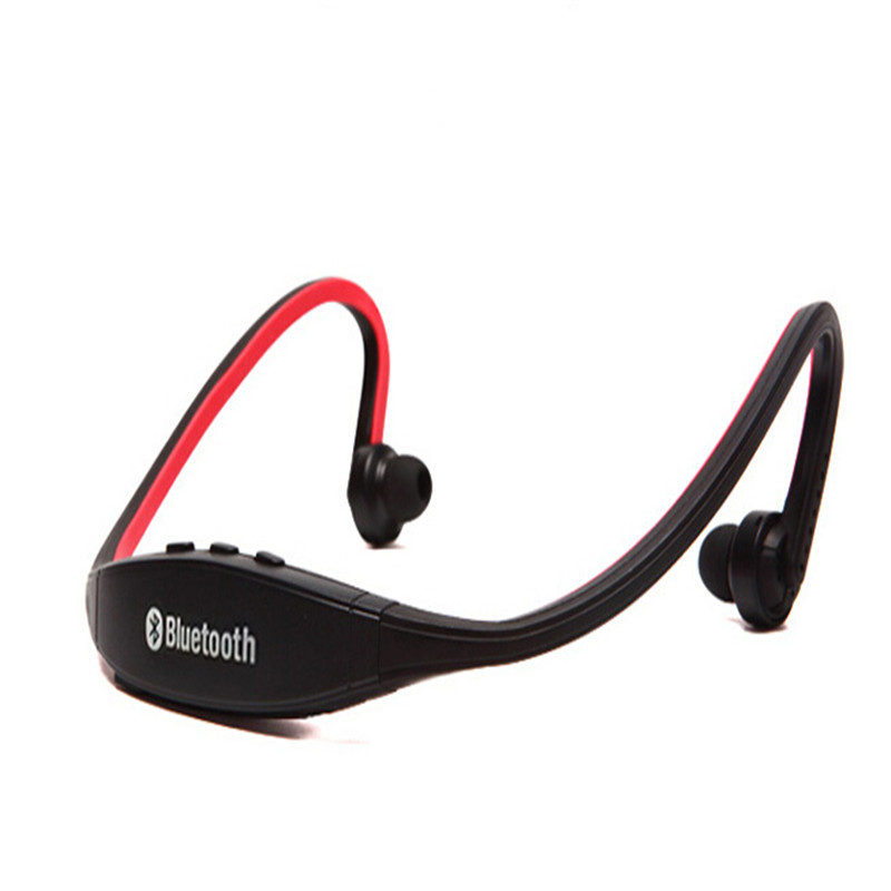 Original Wireless Bluetooth 3.0 Sport Earphone Bass Stereo Headset USB Noise Canceling Earphones With Microphone For Your Phone<br><br>Aliexpress