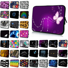 "Neoprene Notebook Laptop Bags 9.7 10.1 12 12.1 13.3 14.1 15 15.4 15.6"" Mini PC Tablets Fashion Protective Slim Sleeve Cases Bag"