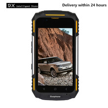 Guophone V88 Waterproof SmartPhone MT6580 Quad Core Android 5.1 4.0Inch IPS QHD 1GB RAM 8GB ROM 8MP GPS Dual Sim 3G Mobile Phone(China)