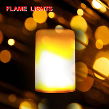 E14 E27 Ampoule LED Flame Effect Bulb 85-265V 3 Modes E12 E26 B22 LED Diode Dynamic Flame Lamp Home Indoor Atmosphere Lighting(China)