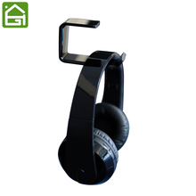 3M Sticker Acrylic Headphone Hanger Under Desk Wall Mounted Headset Holder Hook(China)