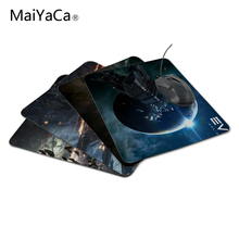MaiYaCa High Quality EVE Online Customized Skin Non Slip Durable Rubber Rectangle Mousepad for PC Optical Mouse Gaming Mat