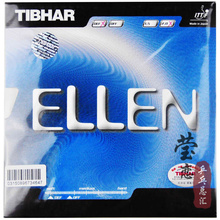 Original Tibhar ELLEN table tennis rubber arc-proof rubber defense for table tennis racket blade racquets good control
