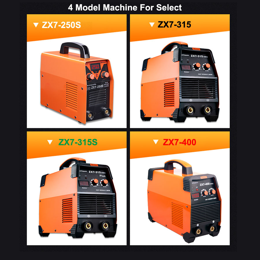 4 Models machine for select-01